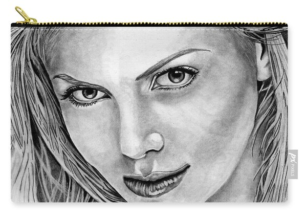 Charlize Theron Carry-all Pouch