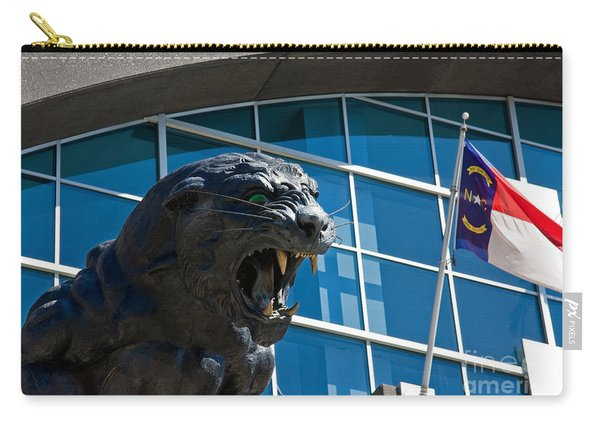 Carolina Panthers Carry-all Pouch