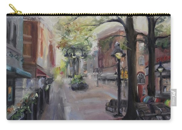 Charlottesville's Historic Downtown Mall Carry-all Pouch