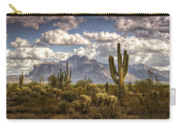 Chasing Clouds Two  Carry-all Pouch