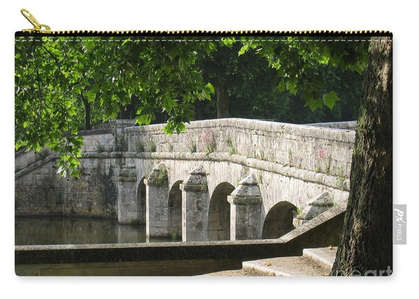 Chateau Chambord Bridge Carry-all Pouch