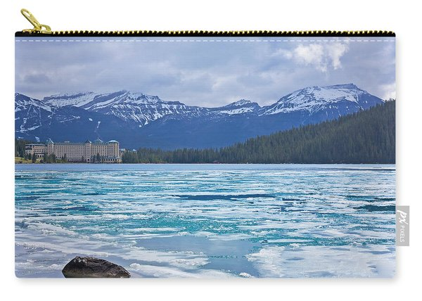 Chateau Lake Louise #2 Carry-all Pouch