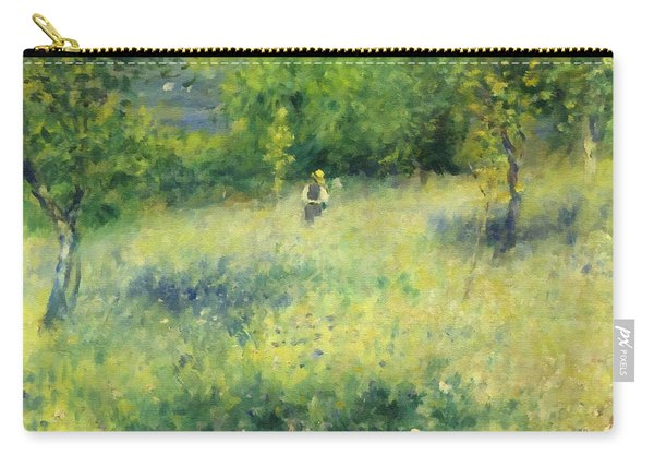 Chatou After Renoir Carry-all Pouch