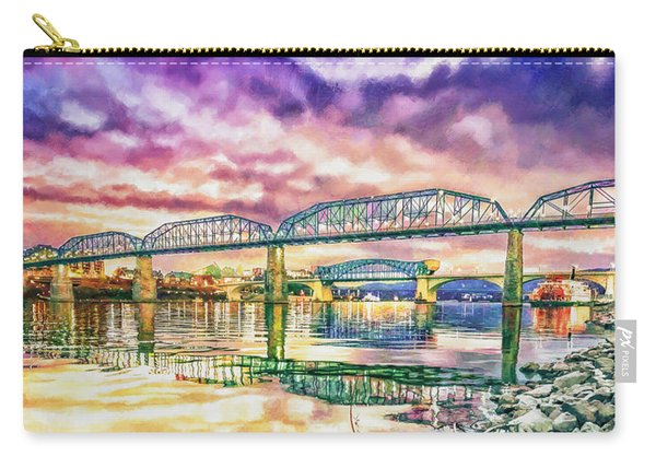 Chattanooga Reflection 1 Carry-all Pouch
