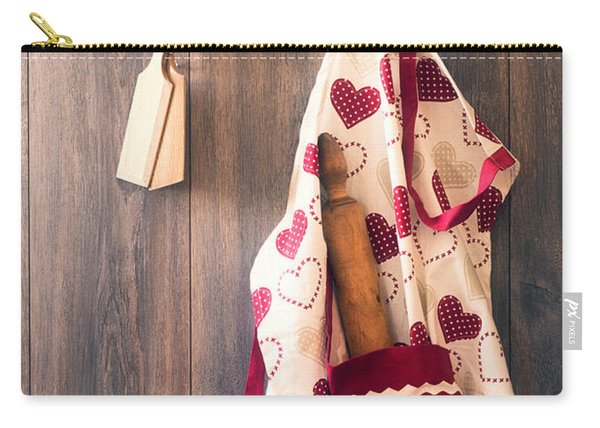 Chefs Apron Carry-all Pouch