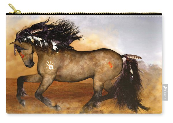 Cherokee Carry-all Pouch