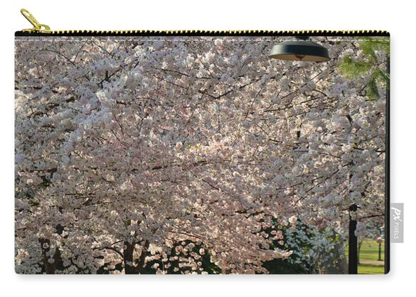 Cherry Blossoms 2013 - 060 Carry-all Pouch