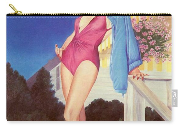Cherry Hill New Jersey Carry-all Pouch