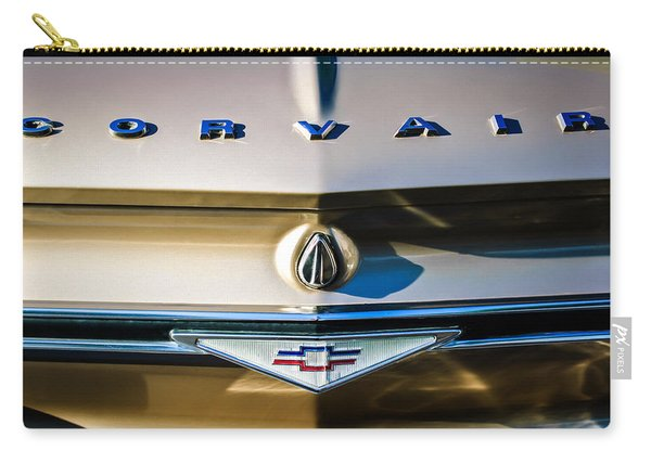 Chevrolet Corvair Emblem -0082c Carry-all Pouch