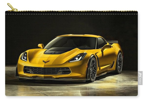 Chevrolet Corvette Z06  Carry-all Pouch