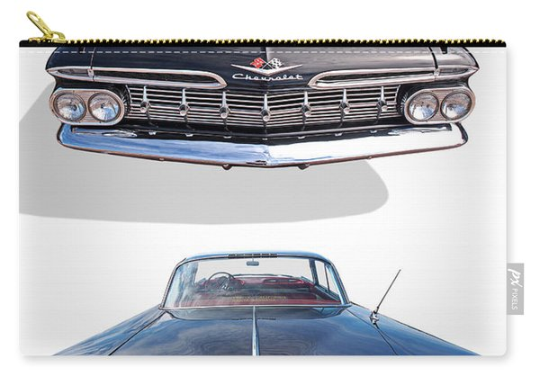 Chevrolet Impala 1959 Front And Rear Carry-all Pouch
