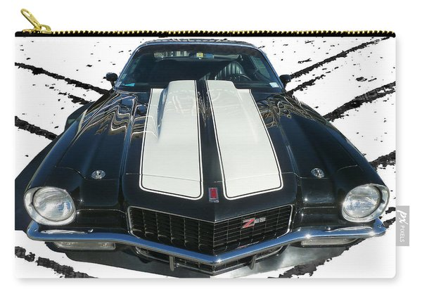 Chevy Camaro Z28 Carry-all Pouch