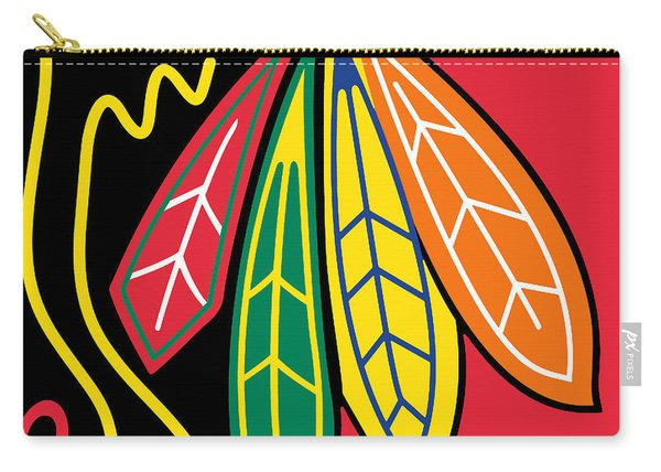 Chicago Blackhawks Carry-all Pouch