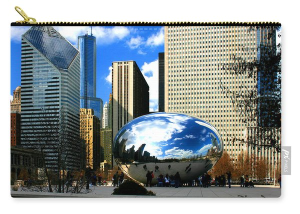 Chicago Skyline Bean Carry-all Pouch