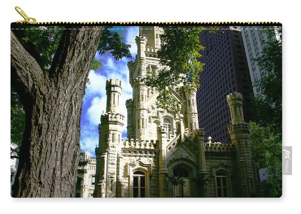 Chicago Water Tower Castle Carry-all Pouch