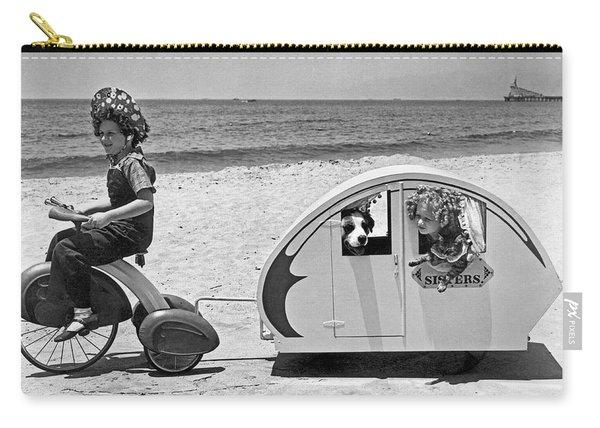 Children Beach Tour Carry-all Pouch