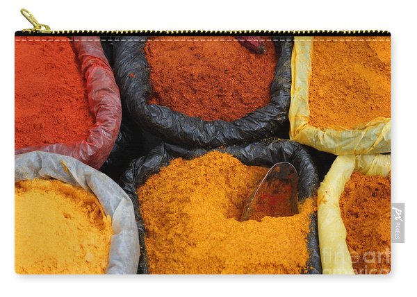 Chilli Powders 2 Carry-all Pouch