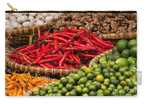 Chillies 01 Carry-all Pouch