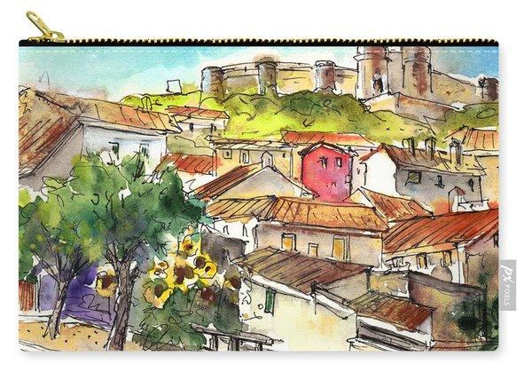 Chinchilla De Monte Aragon 06 Carry-all Pouch