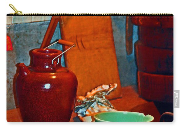 Chinese Kitchen Cookware Carry-all Pouch