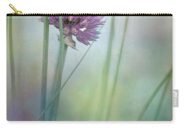 Chive Garden Carry-all Pouch