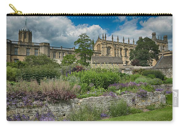 Christ Church College Gardens Carry-all Pouch