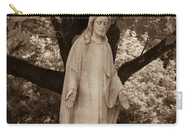 Christ In The Garden Carry-all Pouch