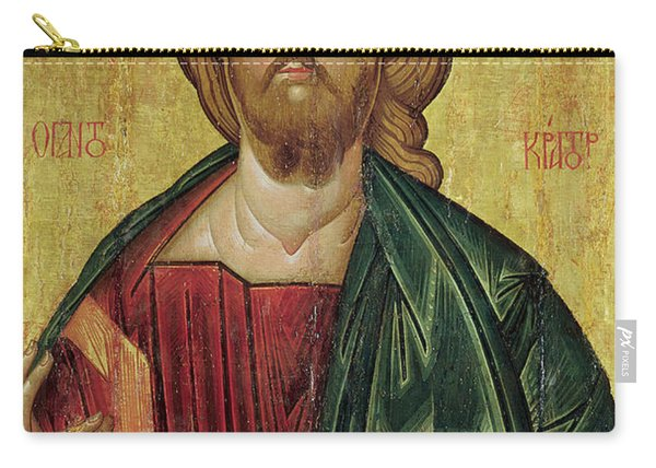 Christ Pantocrator Carry-all Pouch