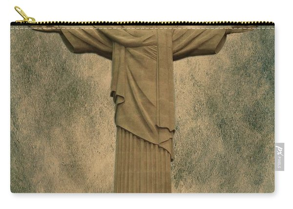 Christ The Redeemer Brazil Carry-all Pouch