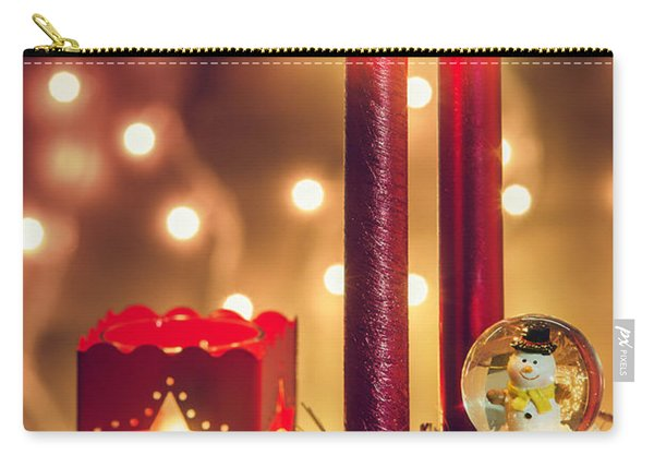 Christmas Ambiance Carry-all Pouch
