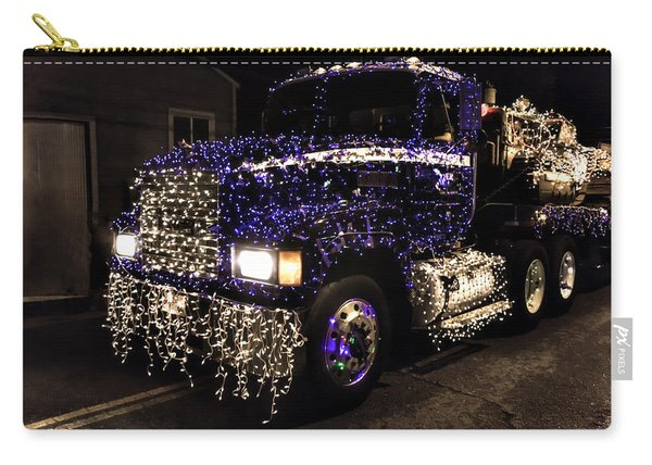 Christmas Big Rig Carry-all Pouch