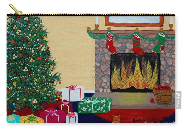 Christmas Memories Carry-all Pouch