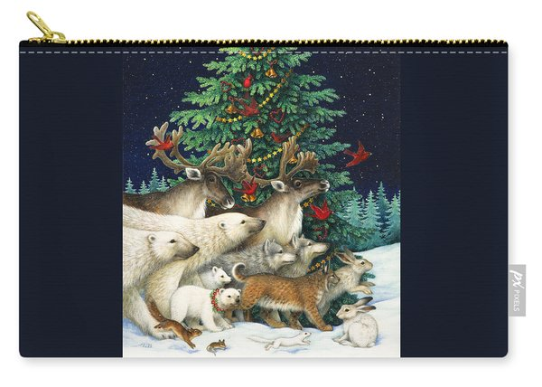 Christmas Parade Carry-all Pouch