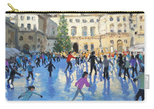 Christmas Somerset House Carry-all Pouch