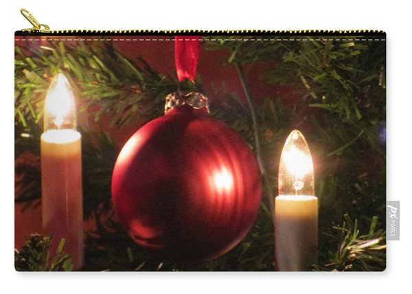 Christmas Spirit Carry-all Pouch