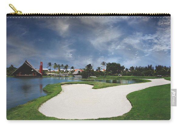 Church And Golf Carry-all Pouch