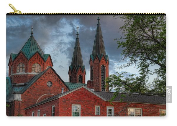 Church Of The Resurrection Carry-all Pouch