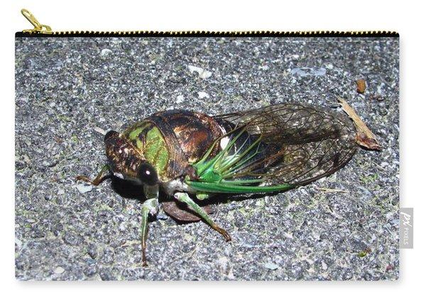 Cicada Carry-all Pouch