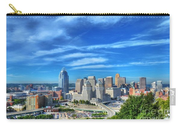 Cincinnati Skyline 2 Carry-all Pouch