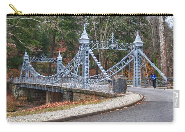 Cinderella Bridge Carry-all Pouch