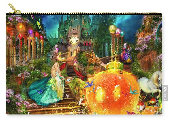Cinderella Variant 1 Carry-all Pouch