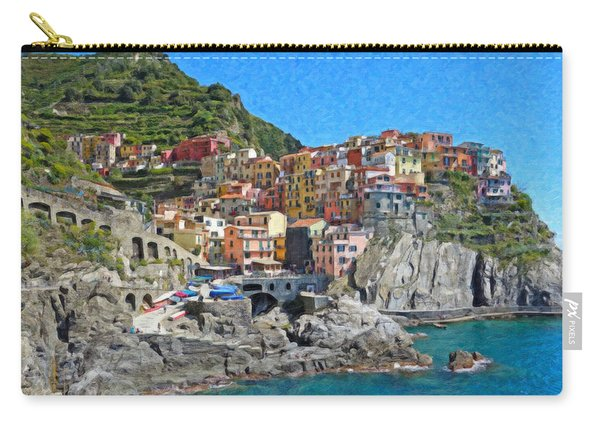 Cinque Terre Itl3403 Carry-all Pouch