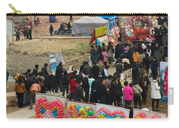 Ciqikou Carnival By The Jialing River Carry-all Pouch