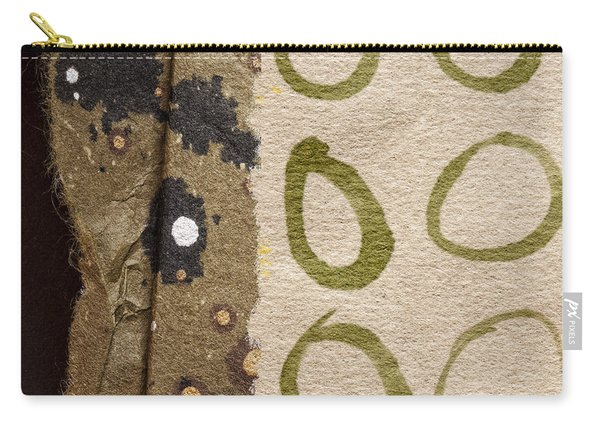 Circle Collage Carry-all Pouch