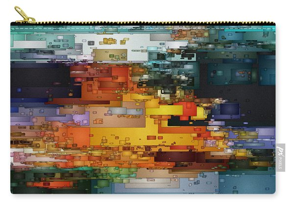 City Of Color 1 Carry-all Pouch
