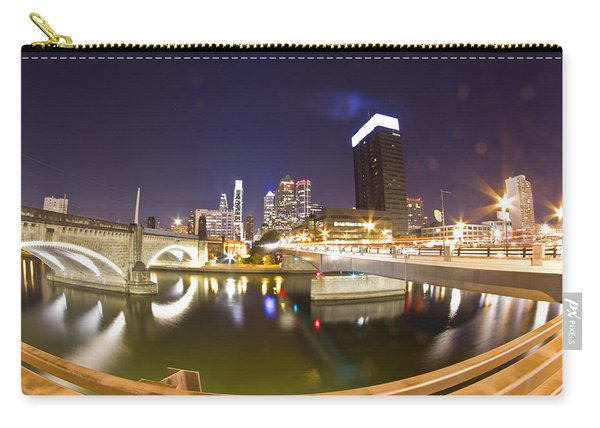 City's Reflection Carry-all Pouch