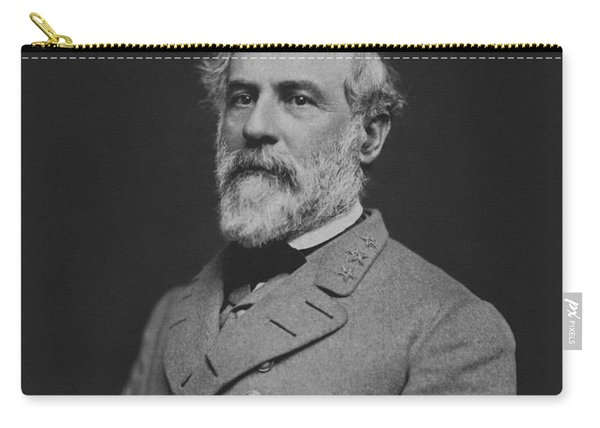 Civil War General Robert E Lee Carry-all Pouch