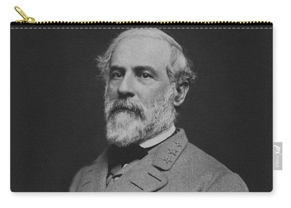 Civil War General Robert E Lee Carry-all Pouch