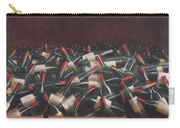 Claret Tasting Carry-all Pouch