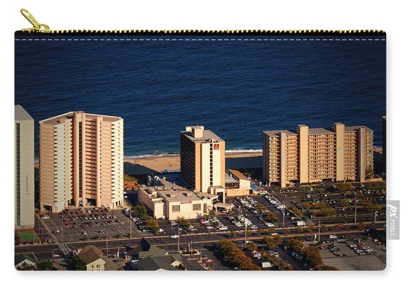 Clarion Hotel Ocean City Md Carry-all Pouch
